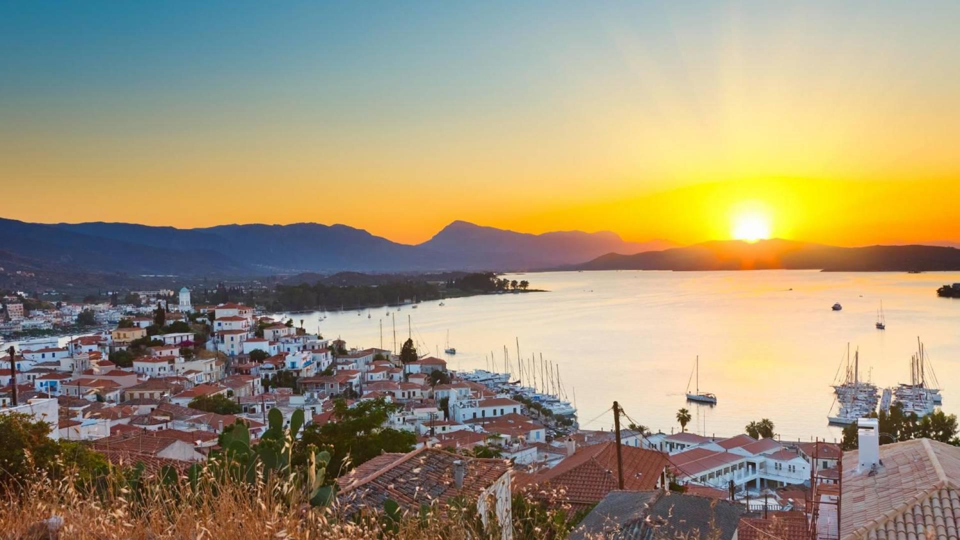 island aegina greece