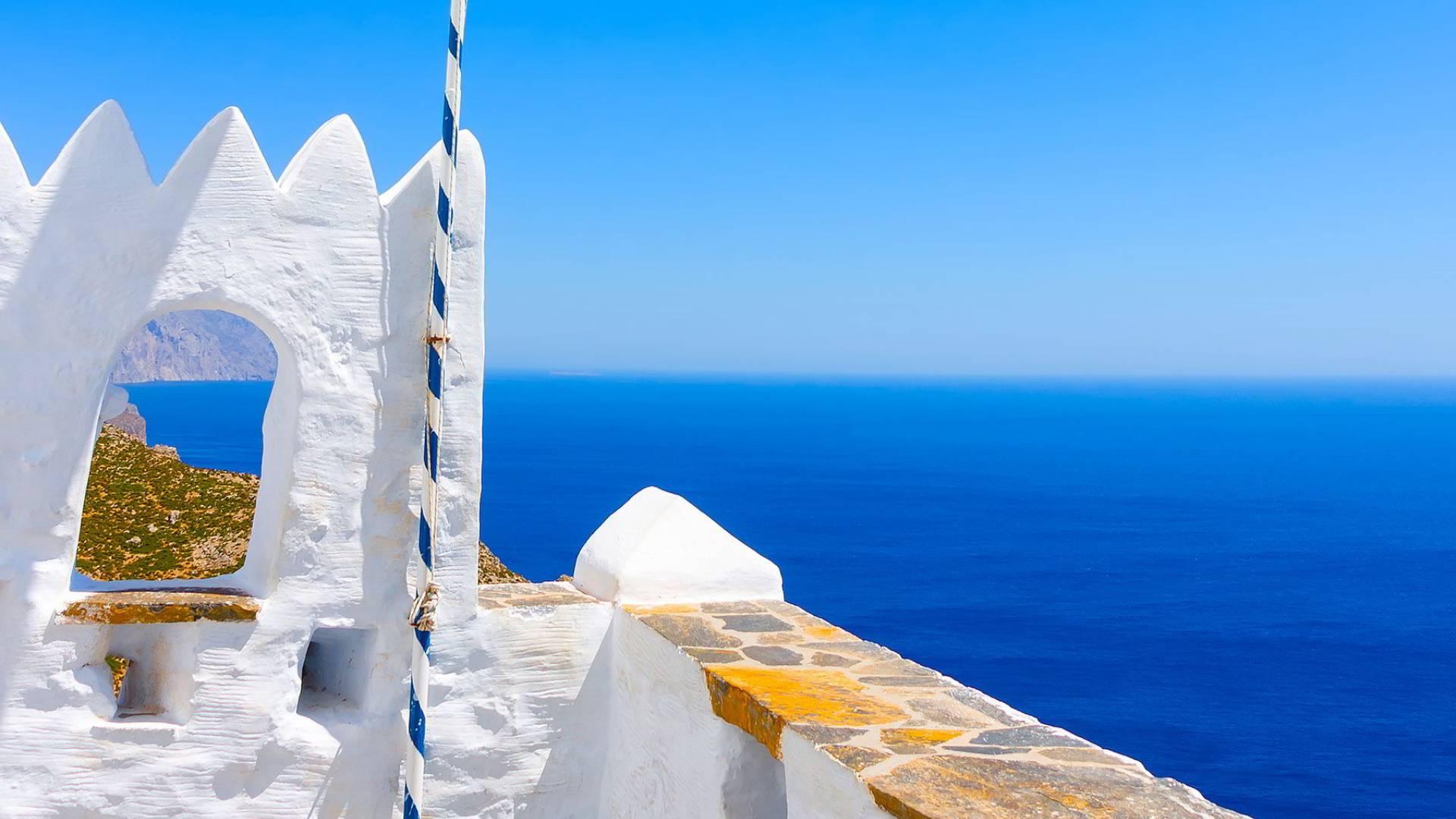 greece anogros island