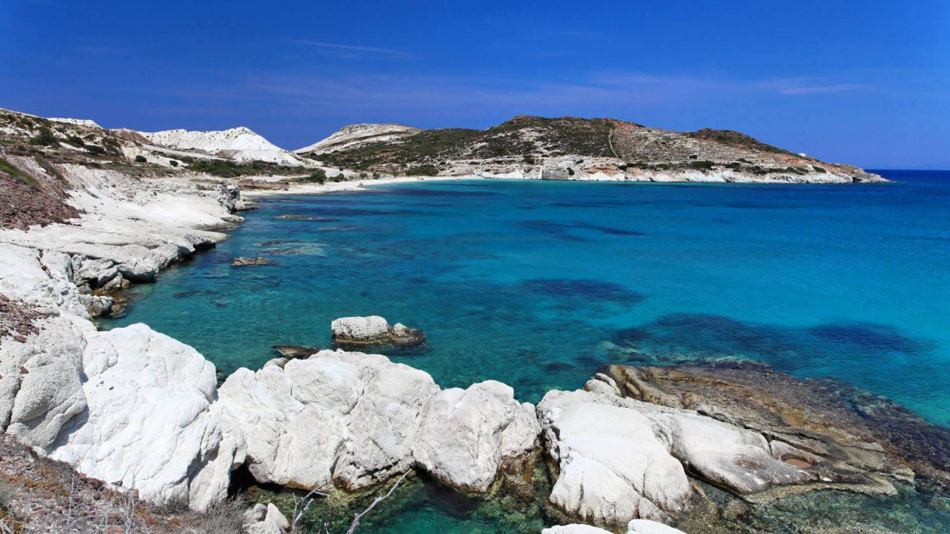 Greece island Kimolos Yacht rent  AA-Charter.com